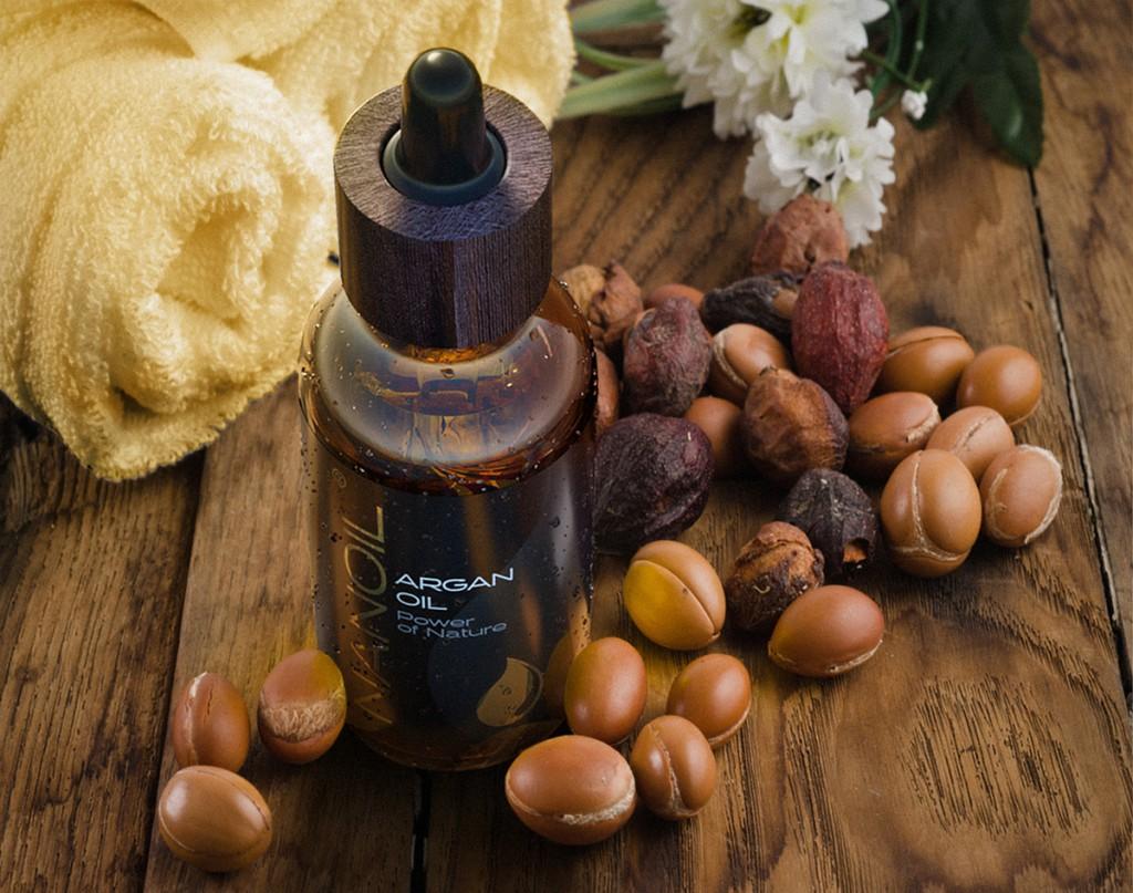 ecocert argan oil